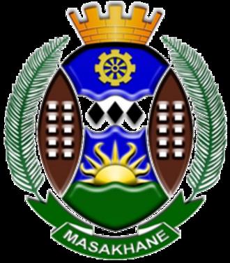 Steve Tshwete Local Municipality - Image: Steve Tshwete Co A
