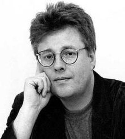 Picture of an author: Stieg Larsson