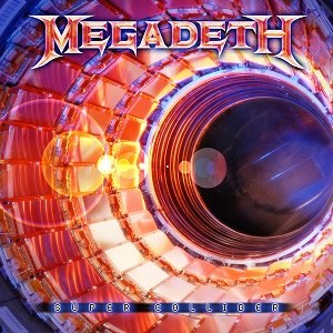 Super Collider (album) - Image: Super Collider Megadeth