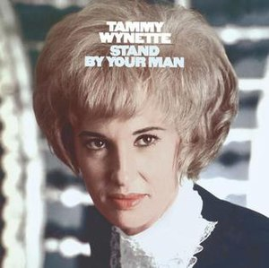 Stand by Your Man (album) - Image: Tammy Stand By Your Man