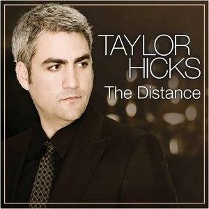 The Distance (Taylor Hicks album) - Image: Taylor hicks the distance