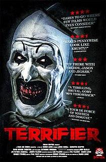 <i>Terrifier</i> 2016 film