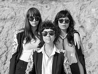 Suicide Squeeze Records - The Coathangers in 2017