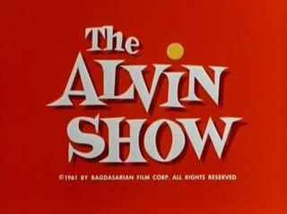 <i>The Alvin Show</i> television series