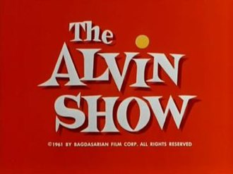 The Alvin Show - Title card from The Alvin Show.