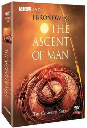 The Ascent of Man - DVD cover