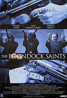 <i>The Boondock Saints</i> 1999 film by Troy Duffy
