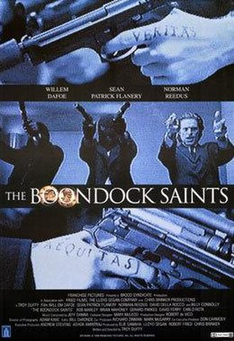 The Boondock Saints - Theatrical release poster