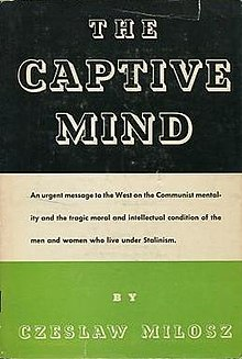 The Captive Mind by Czeslaw Milosz.jpg
