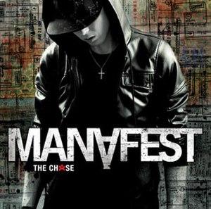 The Chase (Manafest album) - Image: The Chase Manafest