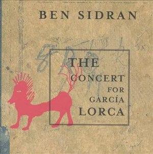 The Concert for García Lorca - Image: The Concert for García Lorca