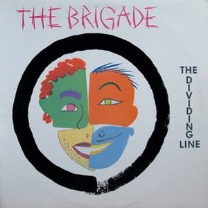 The Dividing Line (Youth Brigade album) - Image: The Dividing Line Youth Brigade