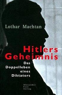 book by Lothar Machtan