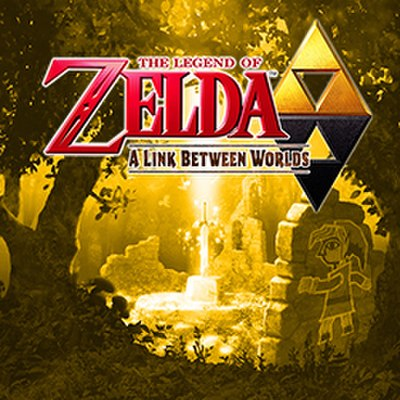 Picture of a game: The Legend Of Zelda: A Link Between Worlds