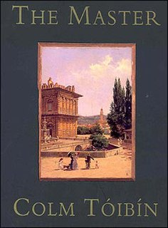 <i>The Master</i> (novel) book