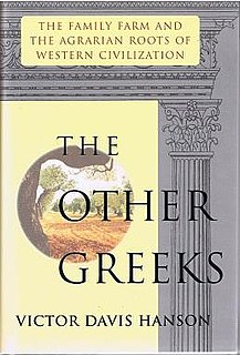 <i>The Other Greeks</i> book by Victor Davis Hanson