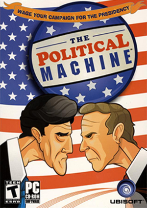 The Political Machine - Image: The Political Machine Coverart