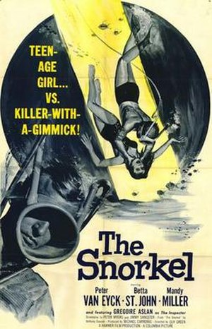 The Snorkel - Theatrical poster