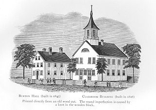 Thetford Academy, Vermont school in Vermont