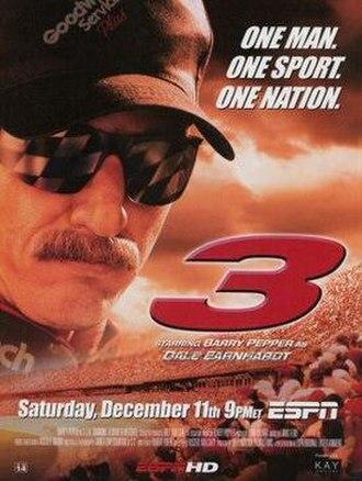3: The Dale Earnhardt Story - 3: The Dale Earnhardt Story movie poster