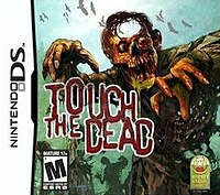Touch the Dead cover art by Arthur Suydam.