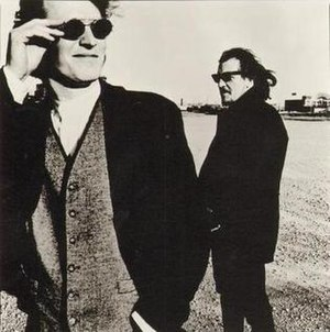 Traffic (band) - Winwood and Capaldi, 1994