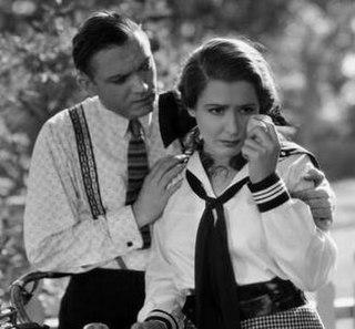 <i>Turn Back the Clock</i> (film) 1933 film by Edgar Selwyn