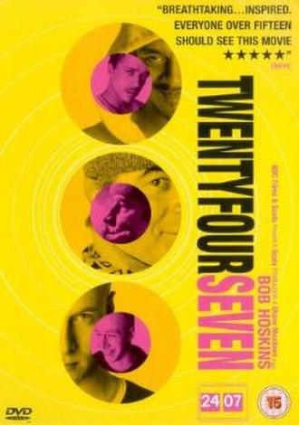 Twenty Four Seven (film) - UK DVD cover