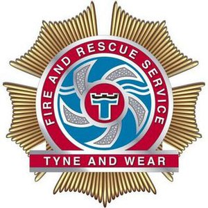 Tyne and Wear Fire and Rescue Service - Image: Tyne and Wear Fire and Rescue Service logo