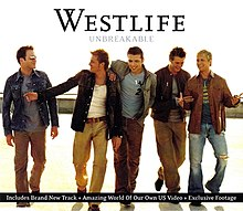Unbreakable (Westlife song) - Wikipedia
