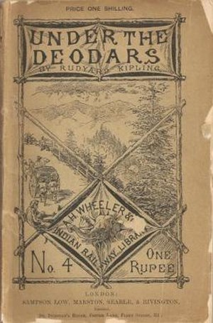 Under the Deodars - Original publication