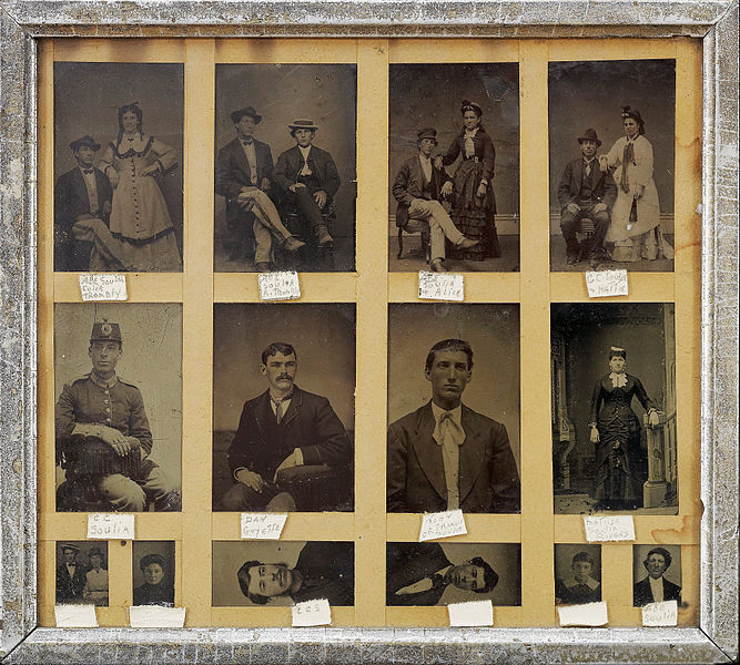 File Unknown American Late 19th Century Portraits
