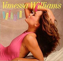 Vanessa Williams — Dreamin' (studio acapella)