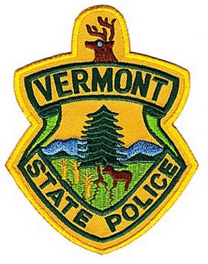 Vermont State Police - Image: Vermont State Police