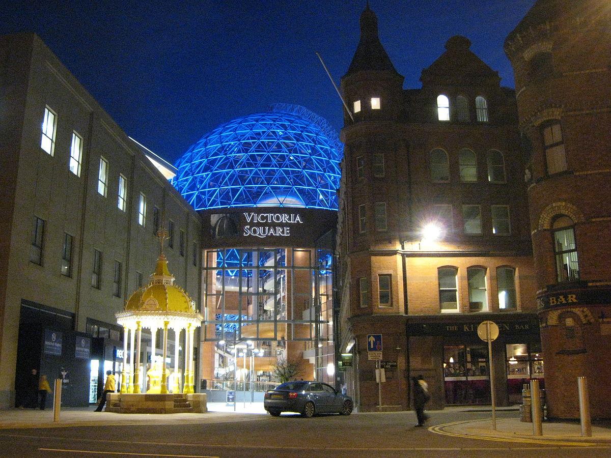 Victoria Square Shopping Centre Wikipedia