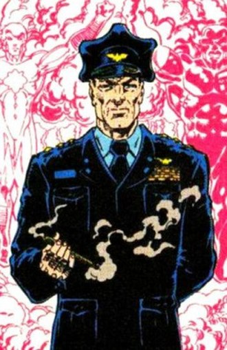 General Wade Eiling - Image: Wade Eiling (DC Comics character)