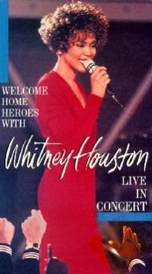 Welcome Home Heroes with Whitney Houston - Image: Welcomehomeheroes 1991