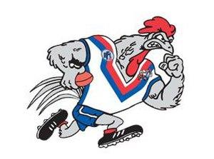 West Preston Lakeside Football Club - Image: West Preston Logo