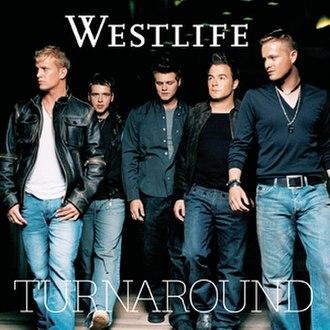 Turnaround (Westlife album) - Image: Westlife turn around