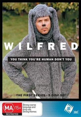 Wilfred (Australian TV series) - Season 1 DVD cover art