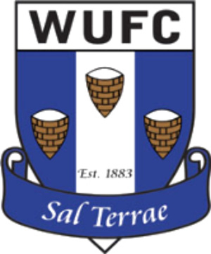 Winsford United F.C. - Winsford United's badge