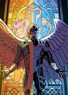 Warren Worthington III Fictional character appearing in American comic books published by Marvel Comics