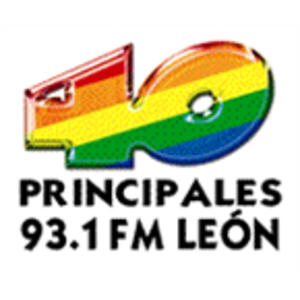 XHERZ-FM - Logo used until 2016 rebrand of Los 40
