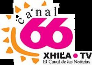XHILA-TDT - XHILA's prior logo, used through 2008.