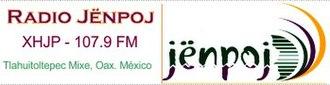 XHJP-FM - Image: XHJP jenpoj 107.9 logo