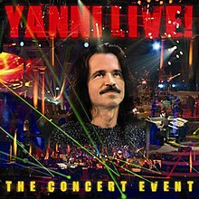 yanni live the concert event 2006 gratuit