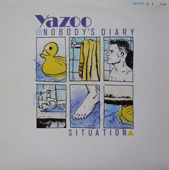 Nobody's Diary - Image: Yazoo nobodysdiary situation