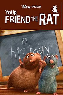 <i>Your Friend the Rat</i> 2007 film by Jim Capobianco