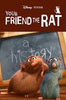 Poster for Your Friend the Rat