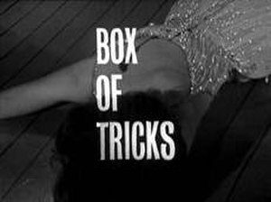 "Box of Tricks (The Avengers) - Image: ""Box of Tricks"" (1963 ""Avengers"" TV episode)"